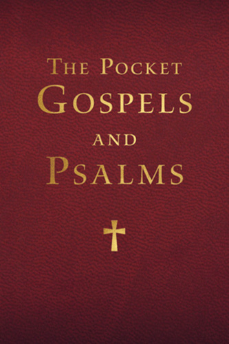 The Pocket Gospels and Psalms: NRSV