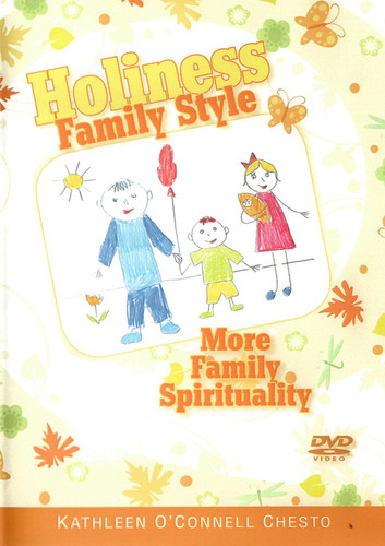 Holiness Family Style (DVD): More Family Spirituality