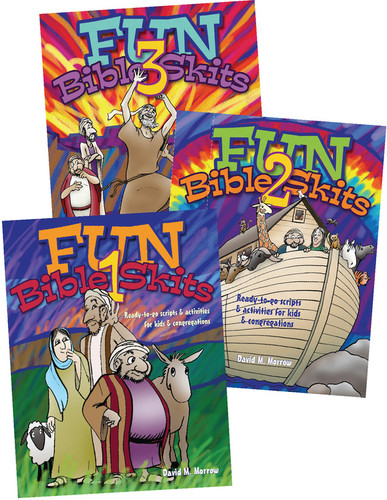 Fun Bible Skits 1-3 (eResource): Ready-to-Go Scripts & Activities