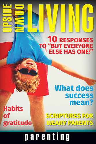 [Upside-Down Living series] Parenting: A Bible Study Series