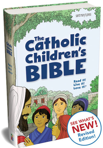 The Catholic Children's Bible - Hardcover: Second Edition