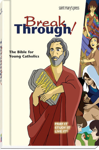 Breakthrough! - Hardcover GNT Translation: The Bible for Young Catholics