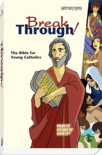 Breakthrough! - Paperback GNT Translation: The Bible for Young Catholics