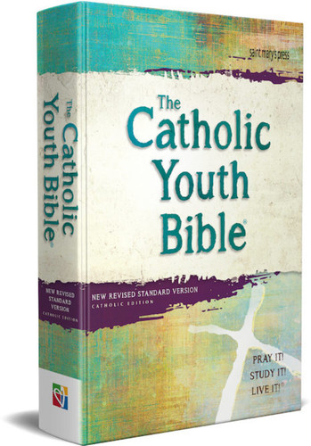 The Catholic Youth Bible® - Hardcover NRSV: 4th Edition