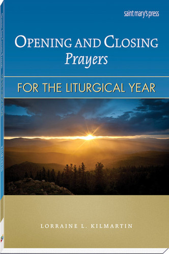 Opening and Closing Prayers for the Liturgical Year (Paperbound)