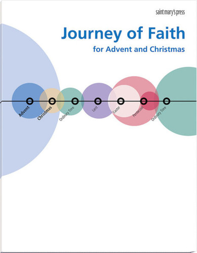 [The Journey of Faith Series] Journey of Faith for Advent and Christmas: Student Workbook