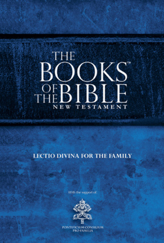 The Books of the Bible New Testament: Lectio Divina for Families