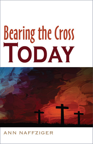 [Way of the Cross series (The Pastoral Center)] Bearing the Cross Today (Booklet)