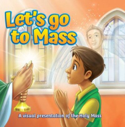 [Brother Francis Readers] Let's Go to Mass!: Children's Reader