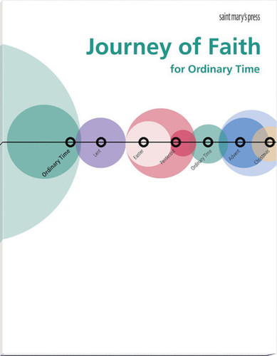 [The Journey of Faith Series] Journey of Faith for Ordinary Time: Student Workbook