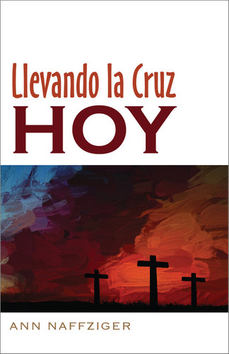 [Way of the Cross series (The Pastoral Center)] Llevando la Cruz Hoy (Booklet)