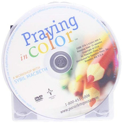 Praying in Color (DVD): A Workshop with Sybil MacBeth