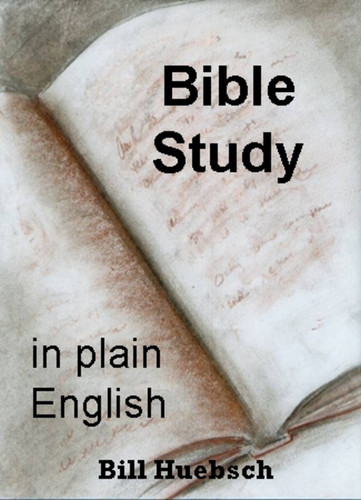 Bible Study in Plain English (eResource)