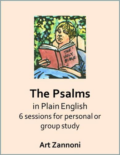The Psalms (eResource): A Bible Study in Plain English