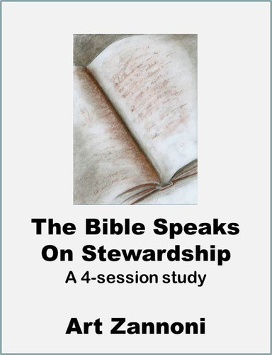 The Bible Speaks of Stewardship (eResource): Four-session Bible Study