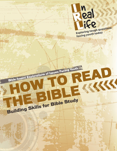 [In Real Life Books] How to Read the Bible (Paperback + eResource): Building Skills for Bible Study