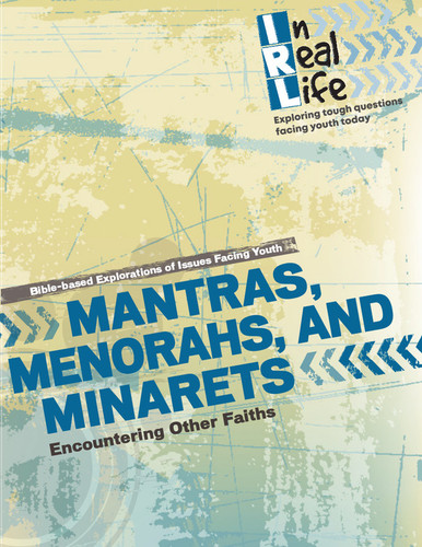 [In Real Life Books] Mantras, Menorahs, and Minarets (Paperback + eResource): Encountering Other Faiths