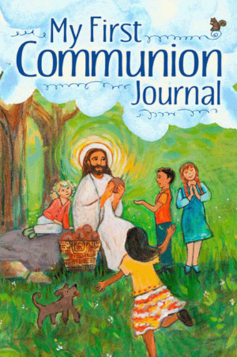 My First Communion Journal