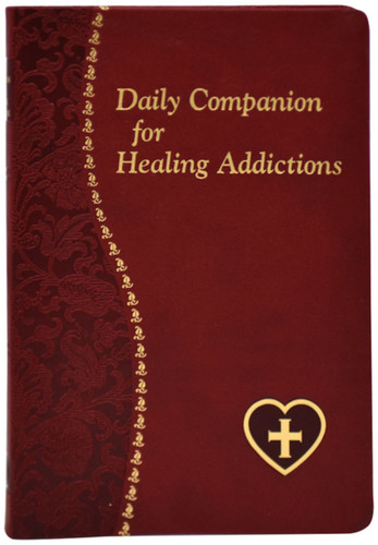 Daily Companion for Healing Addictions (Leather)