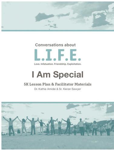 [Conversations about L.I.F.E.] Conversations about L.I.F.E. (eResource): Preschool 5K - I Am Special