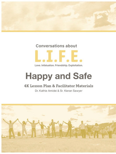 [Conversations about L.I.F.E. curriculum] Conversations about LIFE (eResource): Preschool 4K - Happy and Safe