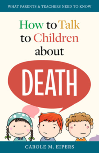 [How to Talk to Children series] How to Talk to Children About Death (Booklet)