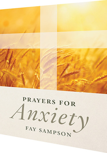 [Prayers to Cope series] Prayers for Anxiety