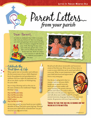 Parent Letters: Revised Edition