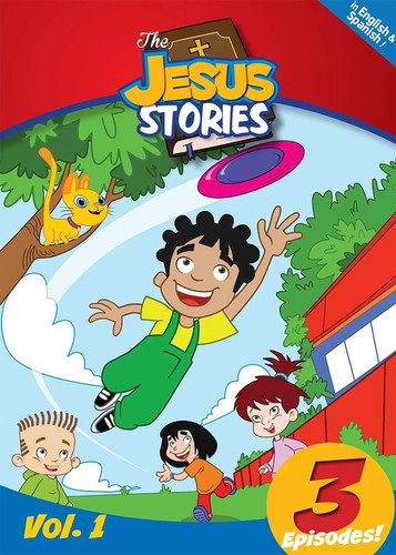 [The Jesus Stories DVD Collection] The Jesus Stories DVD (DVD): Volume 1