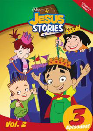 [The Jesus Stories DVD Collection] The Jesus Stories DVD (DVD): Volume 2