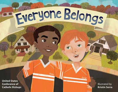 Everyone Belongs: An Illustrated Children's Book Addressing Racism