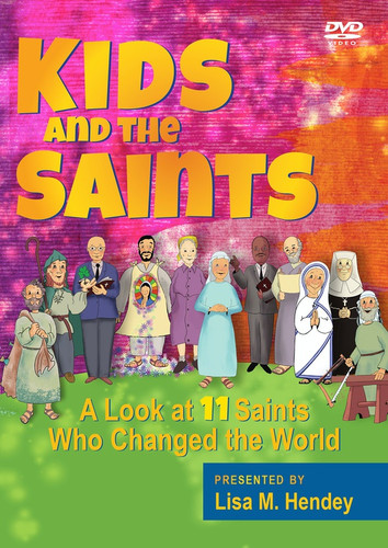Kids and the Saints (DVD): A Look at 11 Saints Who Changed the World