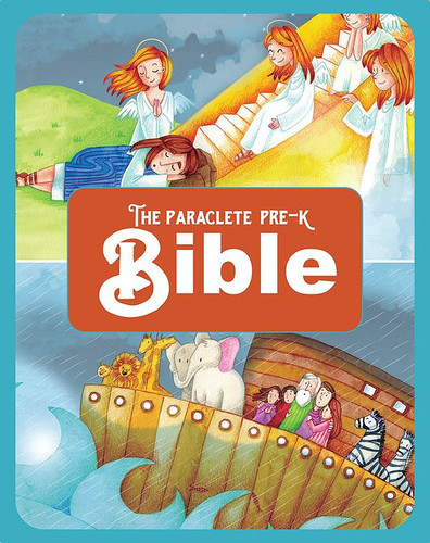 The Paraclete Pre-K Bible: Board Book
