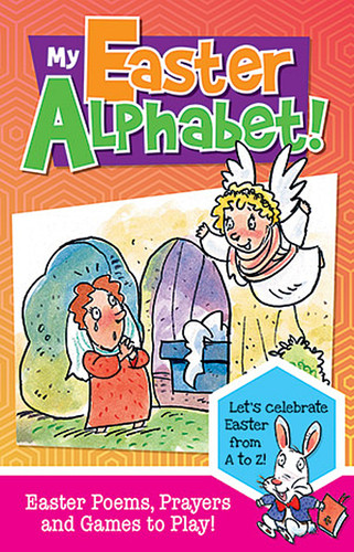 Easter Alphabet Activity Booklet (Booklet)