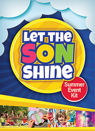 [Summer Event - Let the SON Shine] Let the SON Shine - Summer Event Kit (eResource): A Parish Event for Families & Friends