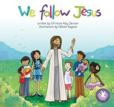 [Catholic Kids' Library] We Follow Jesus