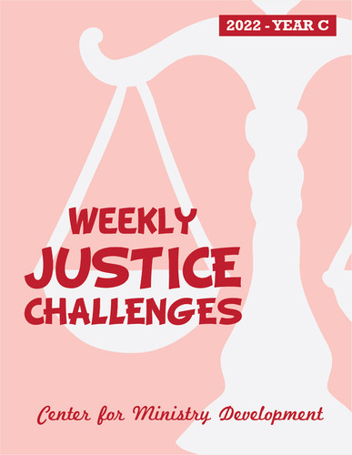 Weekly Justice Challenges 2022 (eResource): Prompts for bulletins and social media