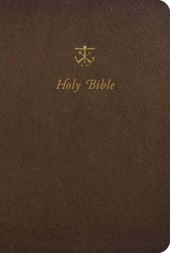 The Ave Catholic Notetaking Bible (Flexibound): Imitation Leather Edition