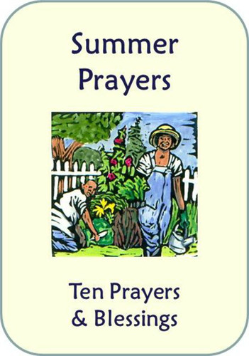 Summer Prayers (eResource): eResource with ten lovely prayers