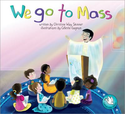 [Catholic Kids' Library] We Go to Mass