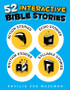 52 Interactive Bible Stories (Paperback + eResource): A Collection of Action, Echo, Rhythm, and Syllable Stories