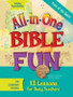 [All-in-One Bible Fun series] Fruit of the Spirit: 13 Lessons for Busy Teachers - Elementary