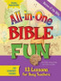[All-in-One Bible Fun series] Heroes of the BIble: 13 Lessons for Busy Teachers - Elementary