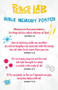 [Peace Lab VBS Theme] Bible Memory Poster (Poster)