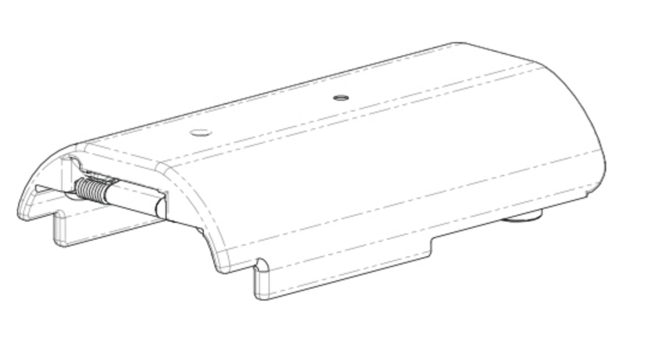 Needle Plate Trimmer Assembly