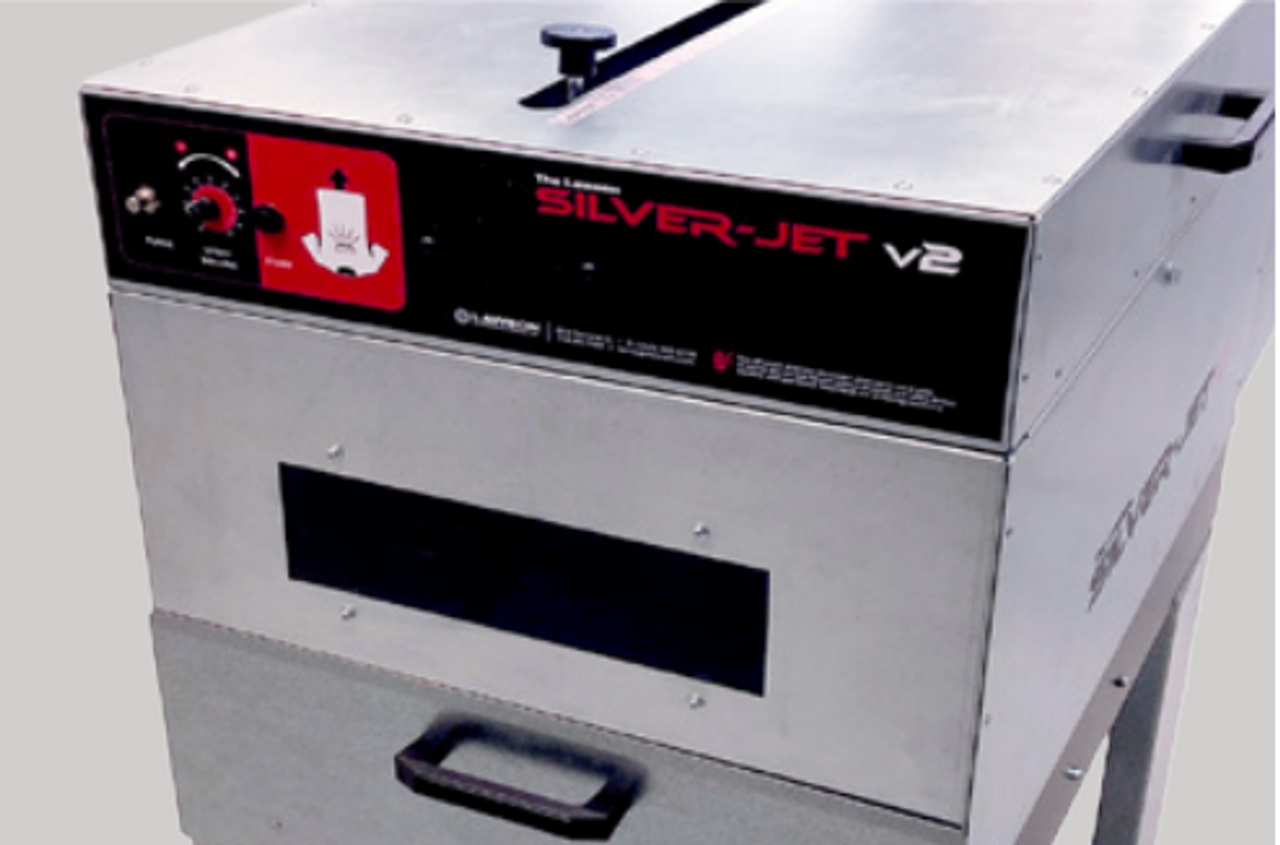Silver Jet Pretreat Machine V2