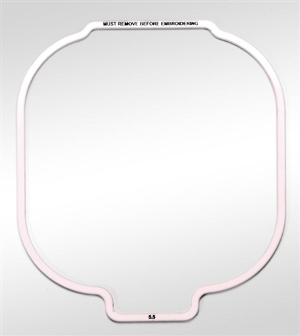 """5.5"""" Mighty hoop Backing Holder"""
