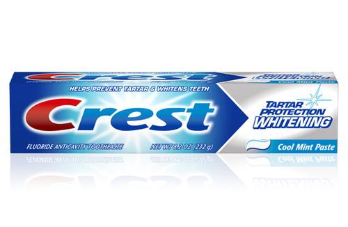 Crest Tartar Protection Whitening Toothpaste