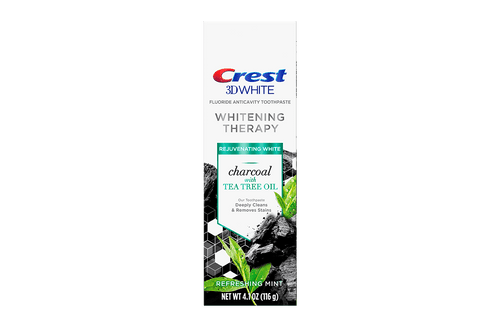 Crest 3D White Whitening Therapy with Tea Tree Oil