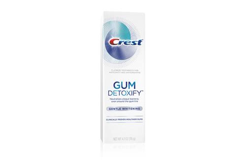 Crest Gum Detoxify Gentle Whitening Toothpaste
